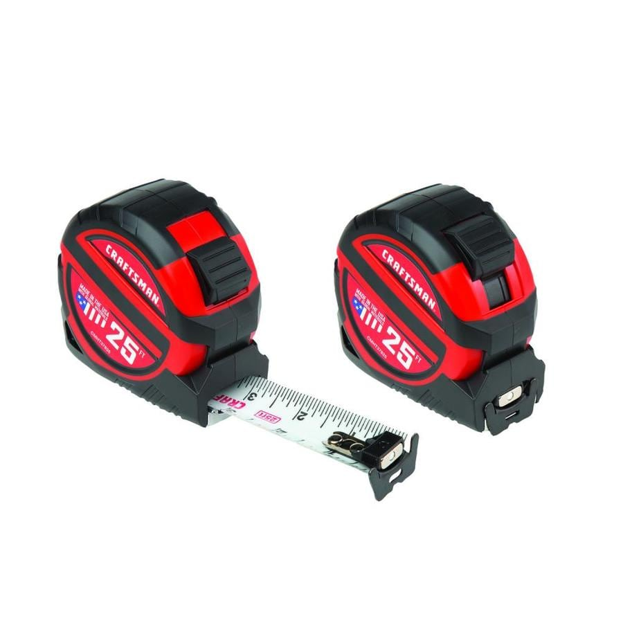 Tape Measure 2-Pack