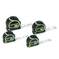 4-Pack Craftsman HI-VIS Tape Measures Deals