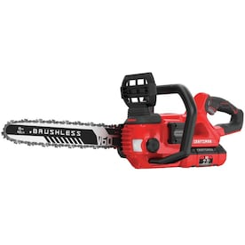 CRAFTSMAN V60 60-volt Max Lithium Ion 6-in Cordless Electric Chainsaw Battery Included
