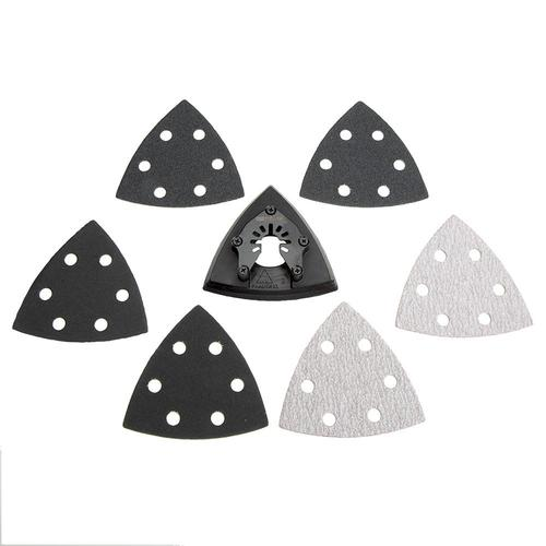 Triangular Oscillating Tool Sanding Pad Craftsman Multi Tool Compatible