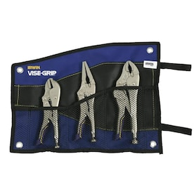 IRWIN Vise-Grip Reduced Hand Span Fast Release 3-Pack Locking Plier Set