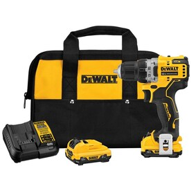 DEWALT XTREME 12-Volt Max 3/8-in Brushless Cordless Drill (Charger Included)