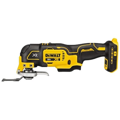 Dewalt Cordless Brushless 20 Volt Max Variable Speed Oscillating Multi Tool Kit by Lowe's