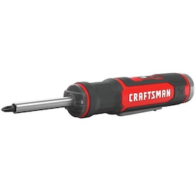 CRAFTSMAN 4-Volt 3/8-in Cordless Screwdriver (1-Battery Included and Charger Included)