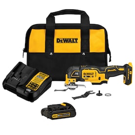 DEWALT 20V MAX XR® 3-Speed Cordless Oscillating Multi-Tool Kit