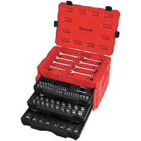 CRAFTSMAN 232-Piece 3-Drawer Mechanics Tool Set