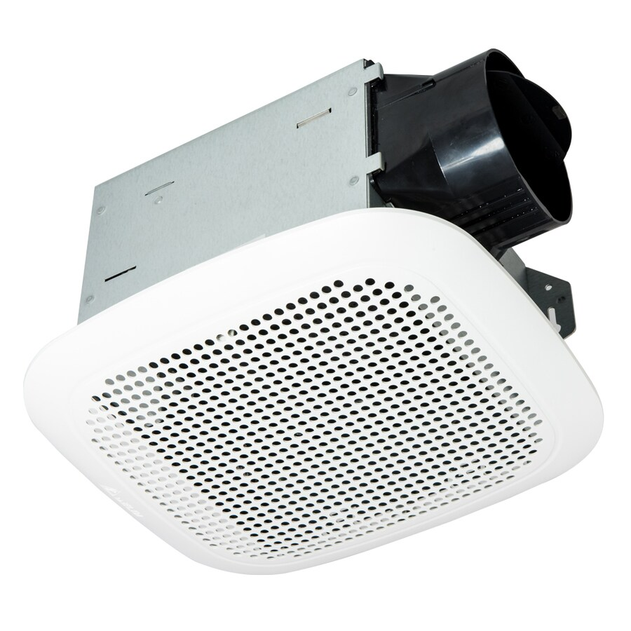 Delta Breez Integrity 1.5-Sone 70-CFM White Bathroom Fan ENERGY STAR