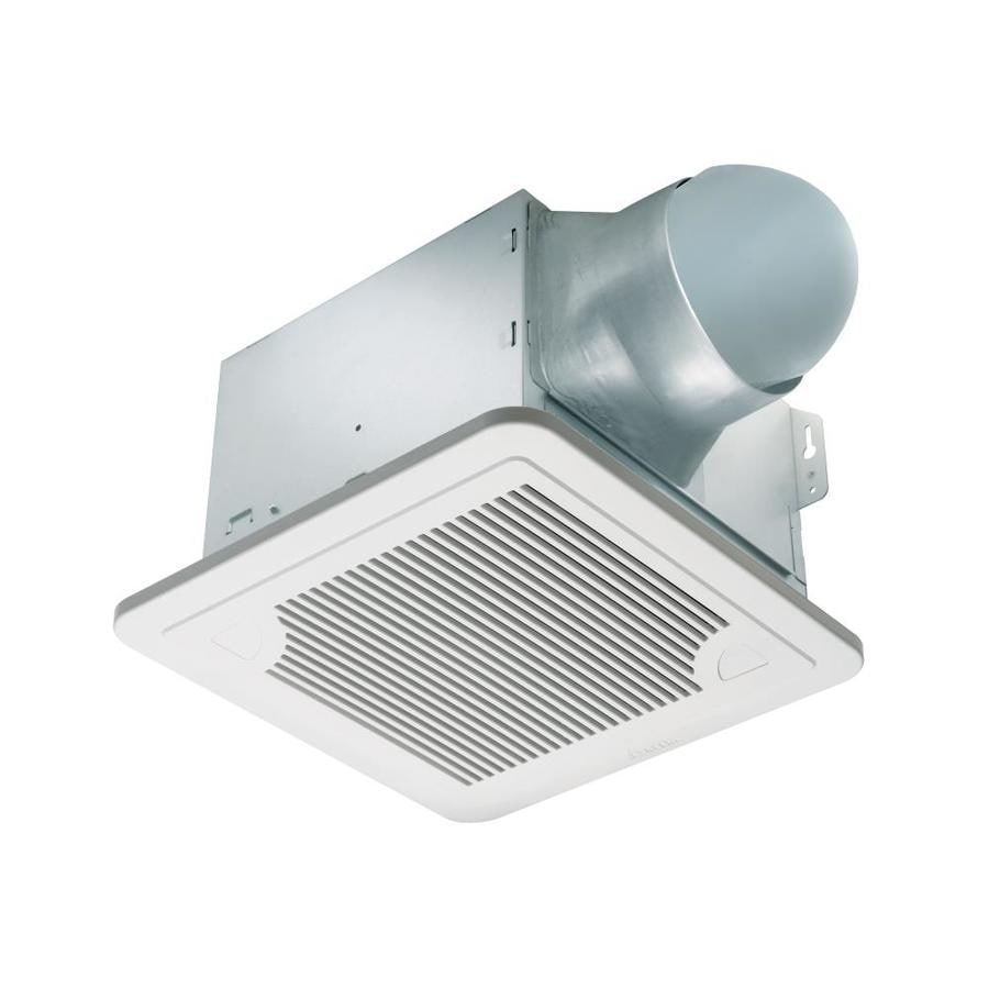 Delta Breez Smart 0.3-Sone 150-CFM White Bathroom Fan ENERGY STAR