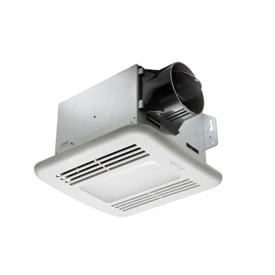 Delta Breez Integrity 0 7-Sone 50-CFM White Bathroom Fan