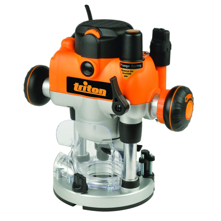 Triton Tools 2-HP Variable Speed Plunge Corded Router