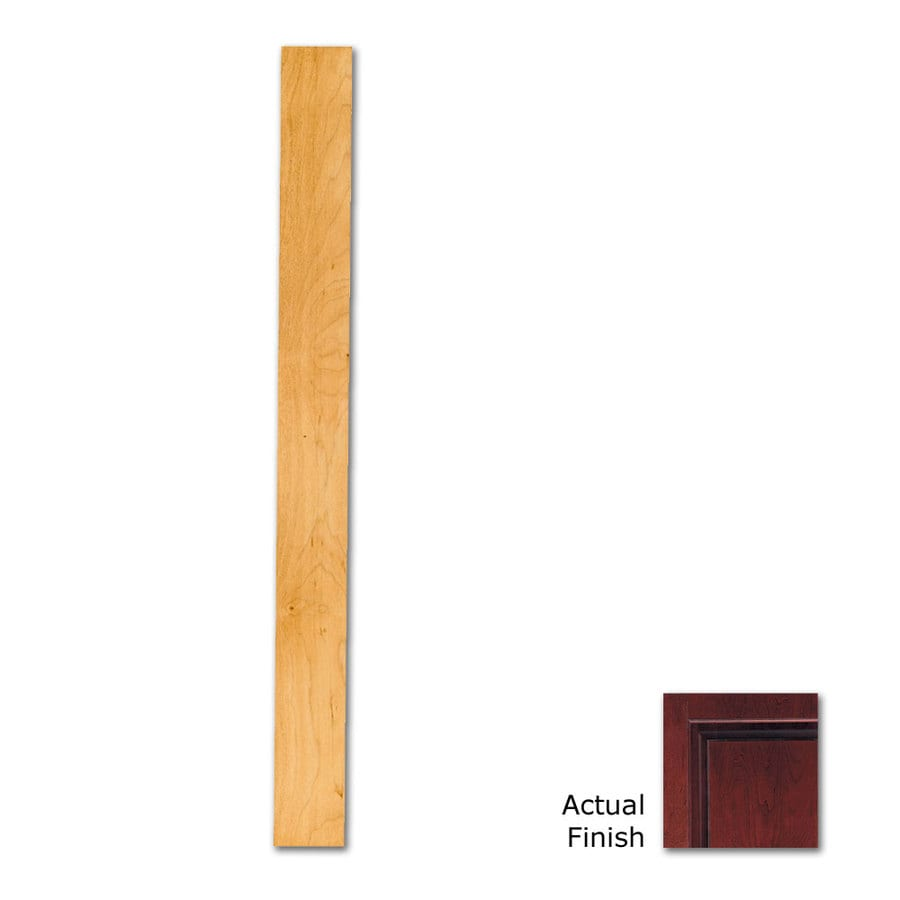 KraftMaid Cabernet Vanity Fill Strip