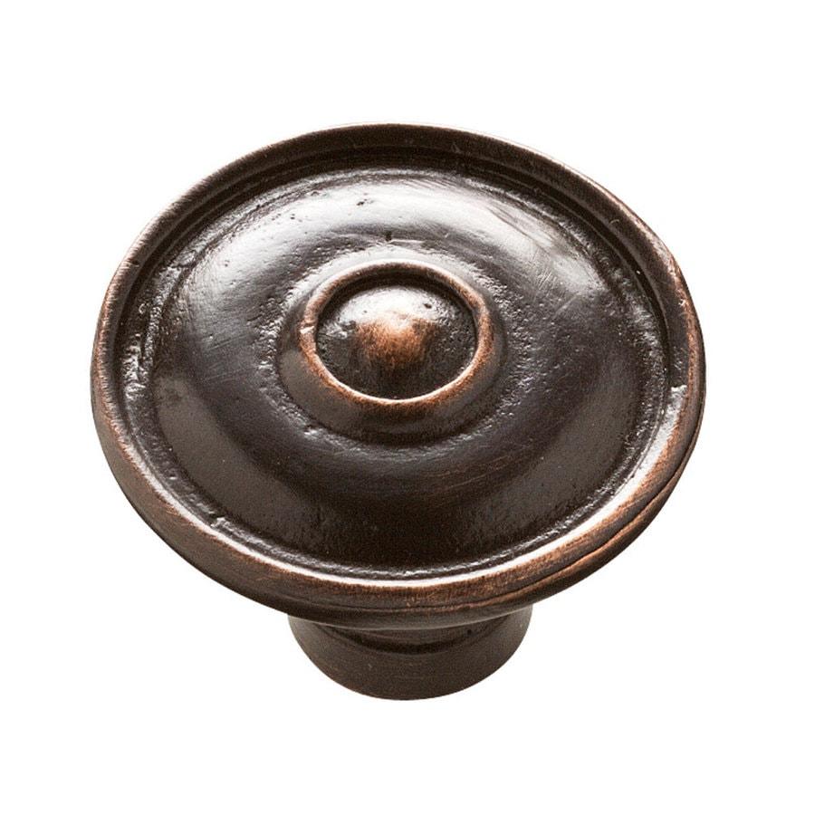 KraftMaid Bronze Round Cabinet Knob