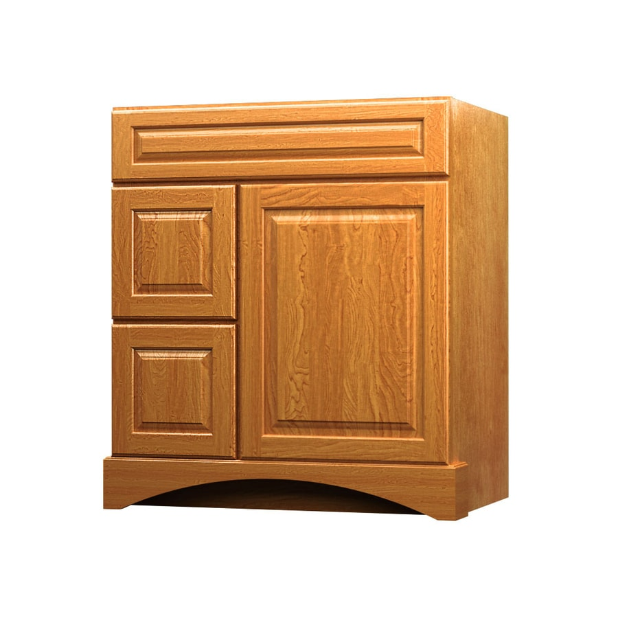 KraftMaid Praline 36-in Casual Bathroom Vanity