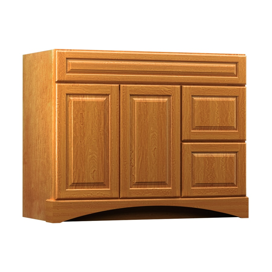KraftMaid Praline 42-in Casual Bathroom Vanity