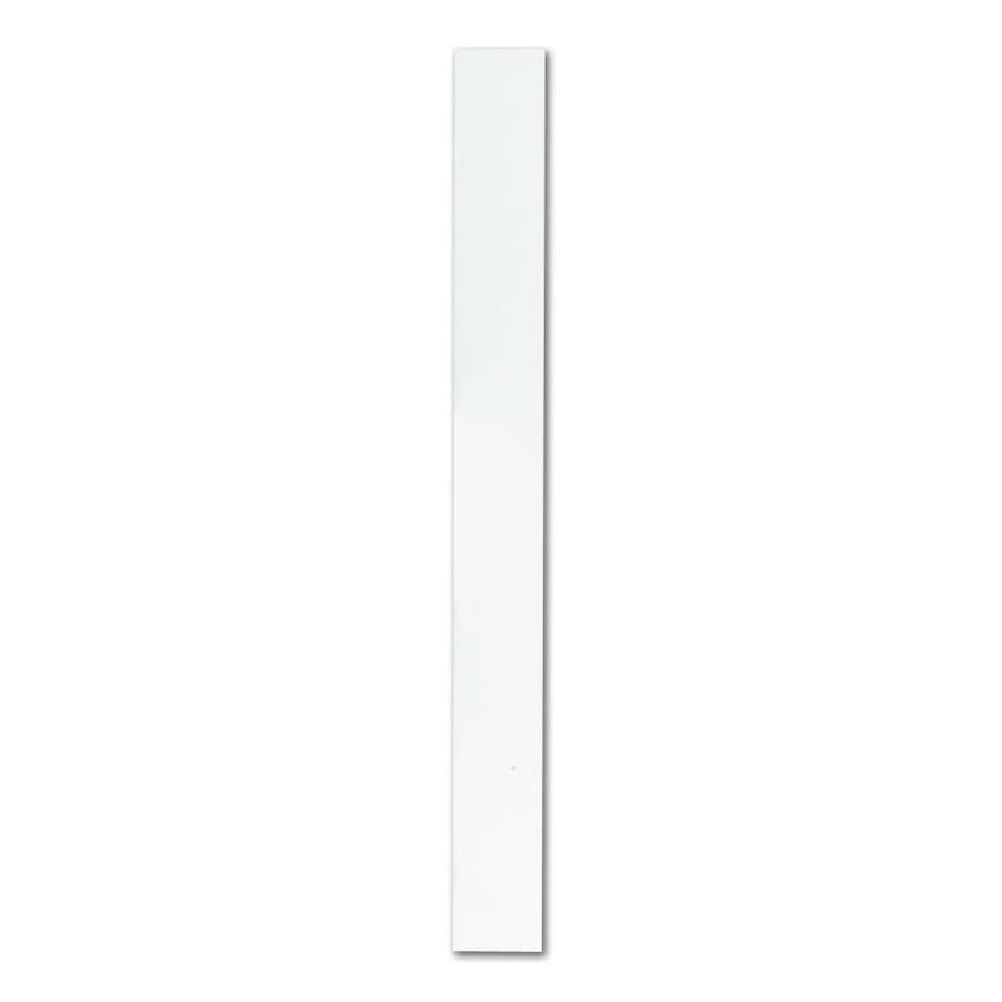 KraftMaid White Vanity Fill Strip