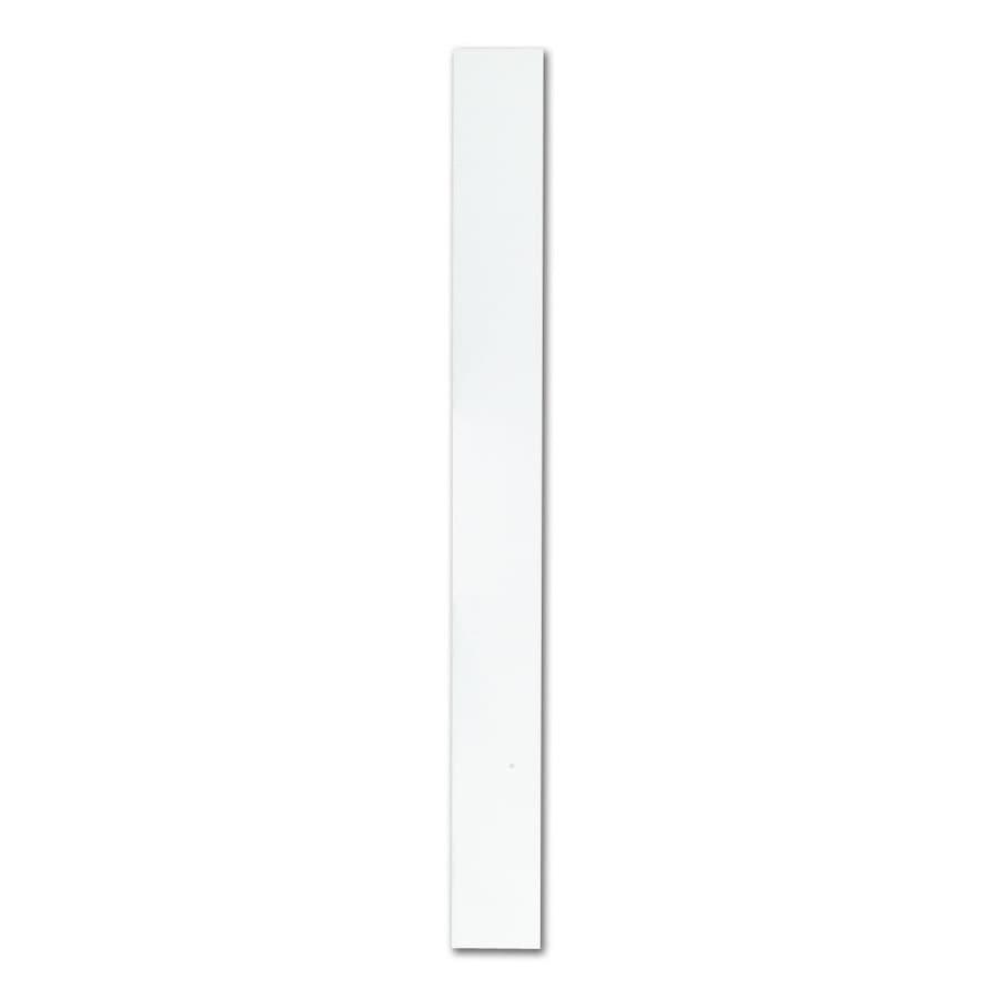 Shop kraftmaid white vanity fill strip at lowes com