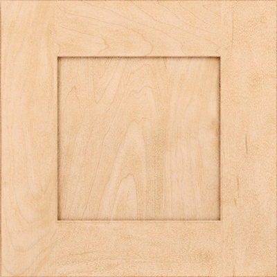 KraftMaid Durham Maple Natural 15-in x 15-in Natural Maple ...