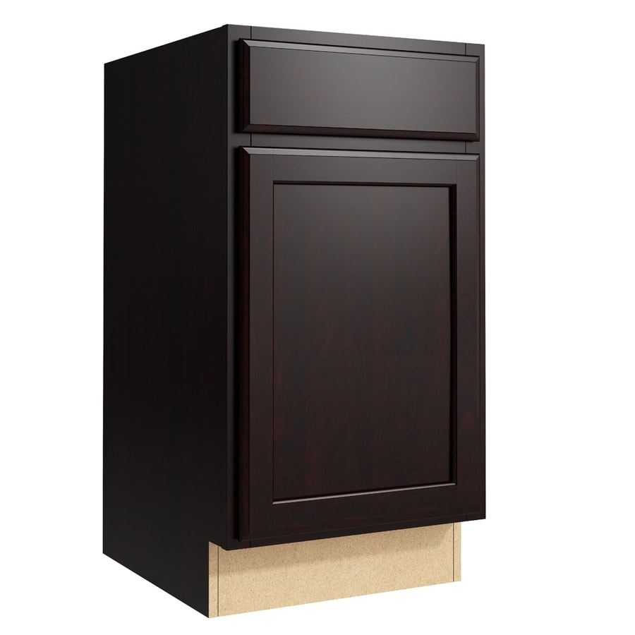 KraftMaid Momentum Kingston Kona Bathroom Vanity