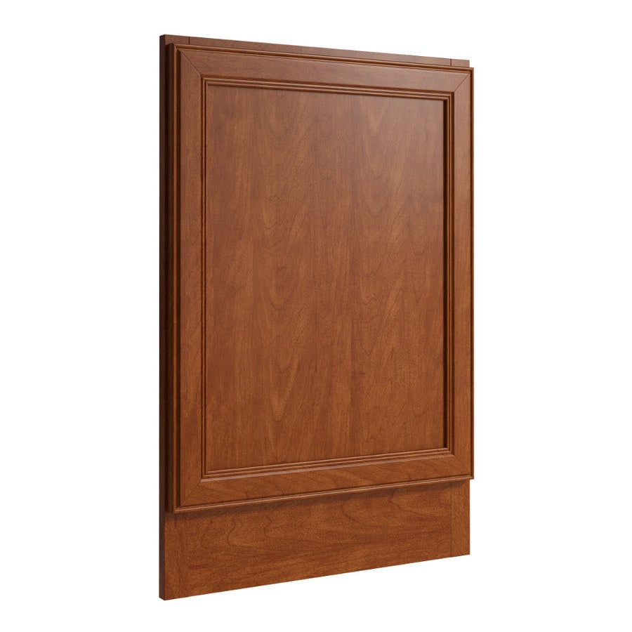 KraftMaid Momentum Sable Standard Bellamy Decorative End Panel (Common: 21-in x 0.937 x 31.5-in; Actual: 20.25-in x 0.937 x 31.5-in)