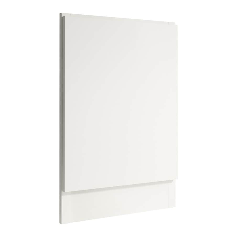 KraftMaid Momentum Cotton Standard Frontier Decorative End Panel (Common: 21-in x 0.937 x 31.5-in; Actual: 20.25-in x 0.937 x 31.5-in)