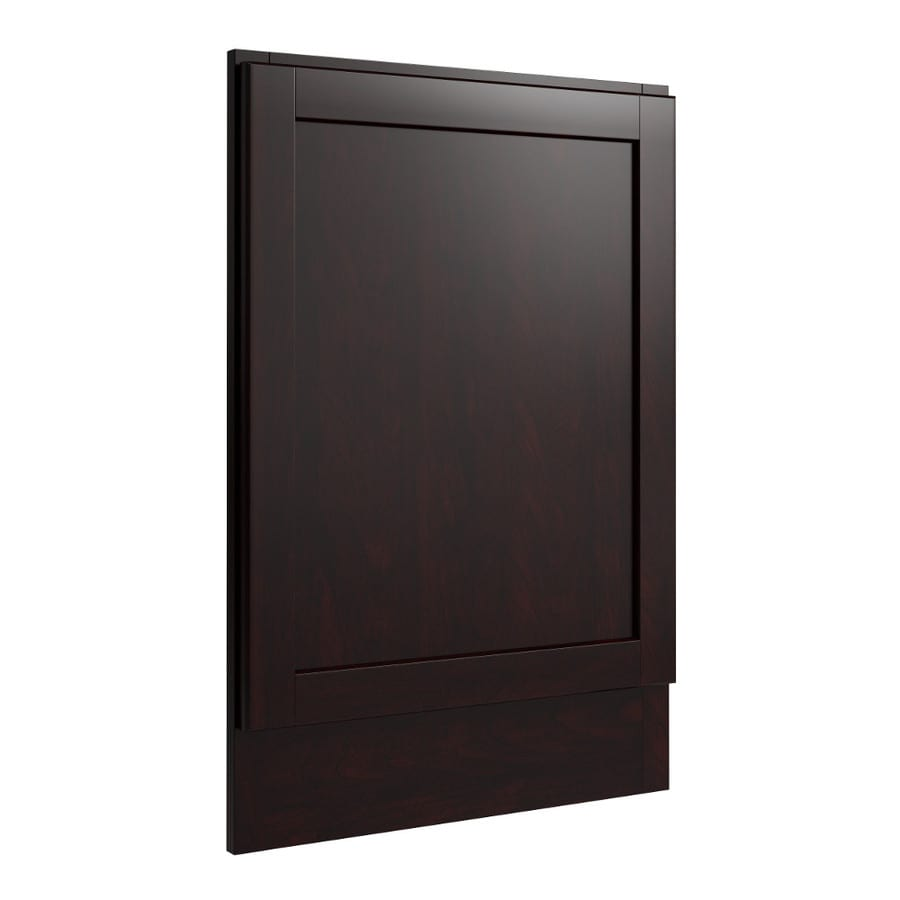 KraftMaid Momentum Kona Standard Paxton Decorative End Panel (Common: 21-in x 0.937 x 31.5-in; Actual: 20.25-in x 0.937 x 31.5-in)