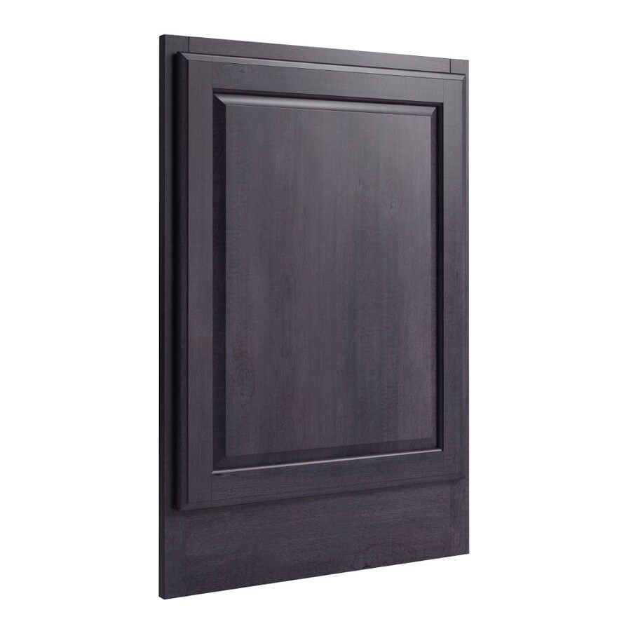 KraftMaid Momentum Dusk Standard Settler Decorative End Panel (Common: 21-in x 0.937 x 31.5-in; Actual: 20.25-in x 0.937 x 31.5-in)