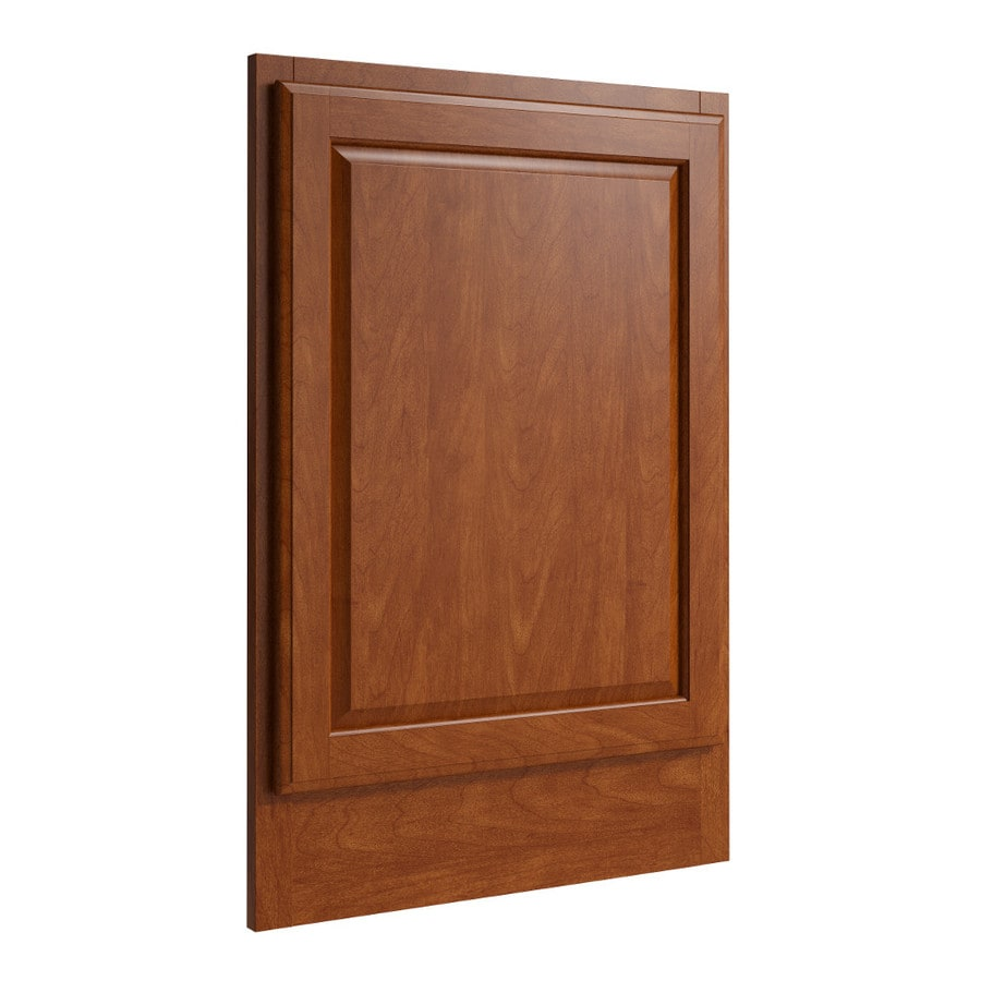 KraftMaid Momentum Sable Standard Settler Decorative End Panel (Common: 21-in x 0.937 x 31.5-in; Actual: 20.25-in x 0.937 x 31.5-in)