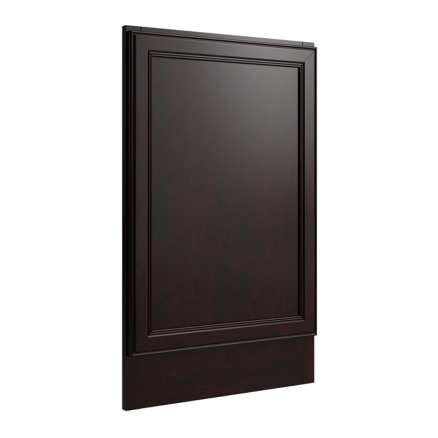 KraftMaid Momentum Kona Standard Bellamy Decorative End Panel (Common: 21-in x 0.937 x 34.5-in; Actual: 20.25-in x 0.937 x 34.5-in)