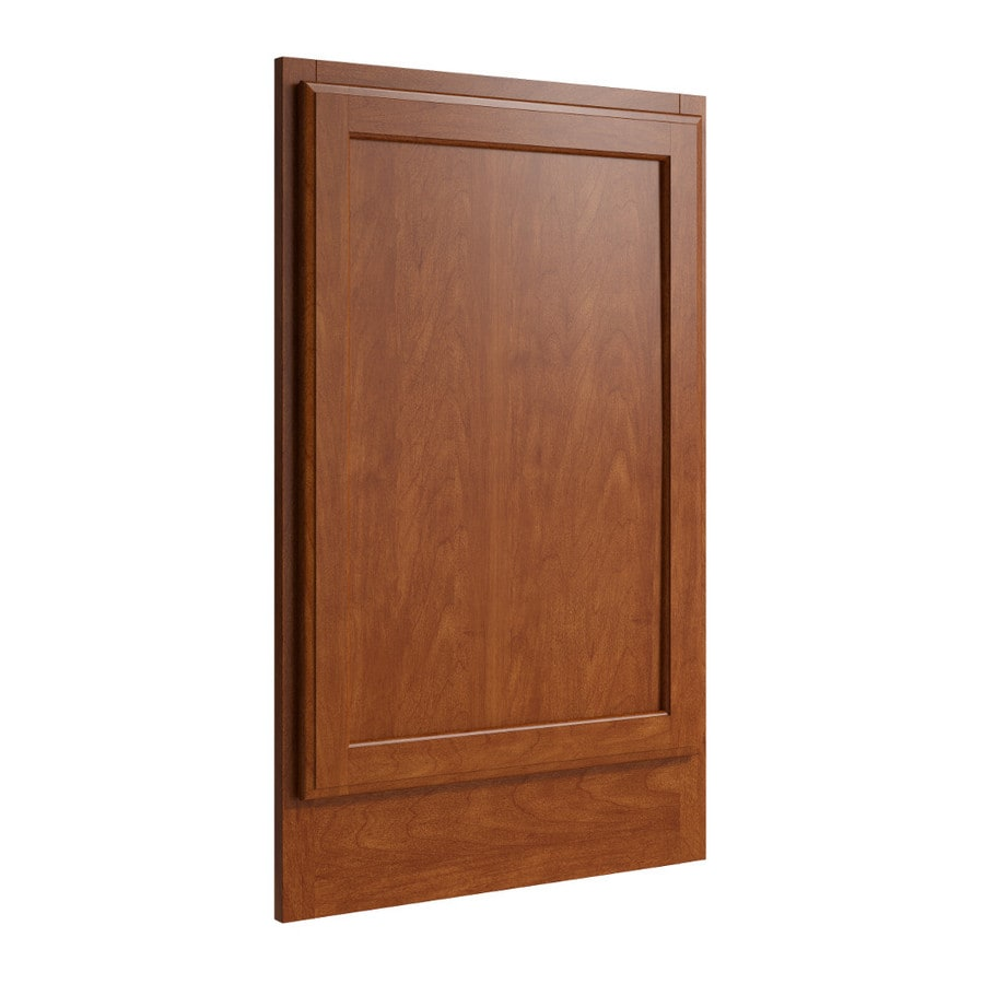 KraftMaid Momentum Sable Standard Kingston Decorative End Panel (Common: 21-in x 0.937 x 34.5-in; Actual: 20.25-in x 0.937 x 34.5-in)