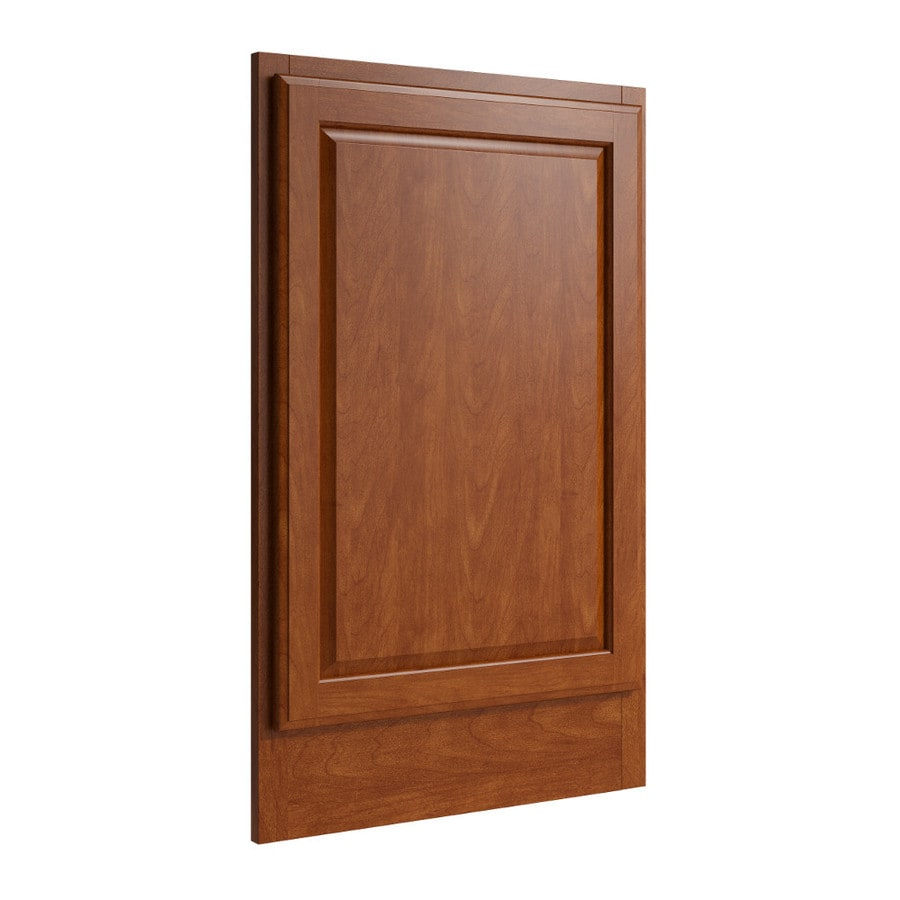 KraftMaid Momentum Sable Standard Settler Decorative End Panel (Common: 21-in x 0.937 x 34.5-in; Actual: 20.25-in x 0.937 x 34.5-in)