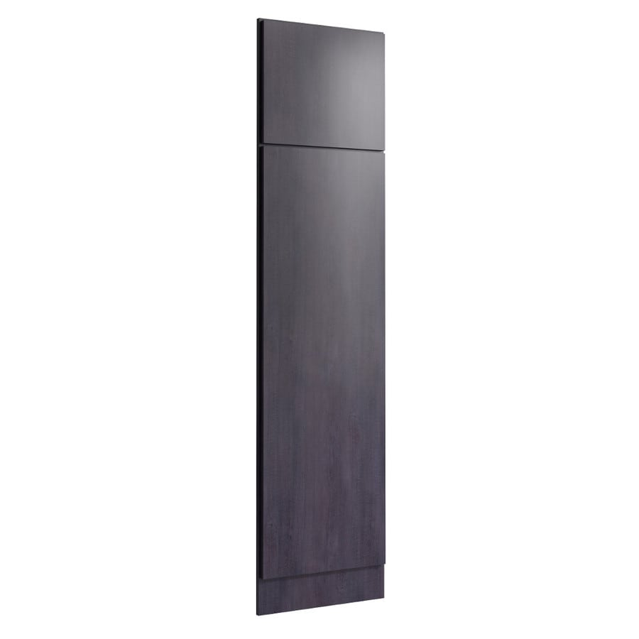 KraftMaid Momentum Dusk Standard Frontier Decorative End Panel (Common: 21-in x 0.937 x 84-in; Actual: 20.25-in x 0.937 x 84-in)