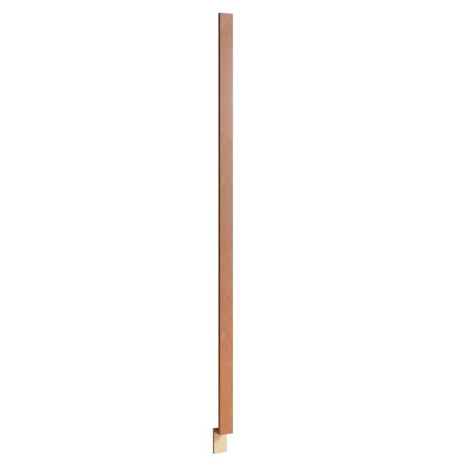 KraftMaid Momentum Hazelnut Standard Bellamy Linen Filler (Common: 3-in x 0.75-in x 90-in; Actual: 3-in x 0.75-in x 90-in)