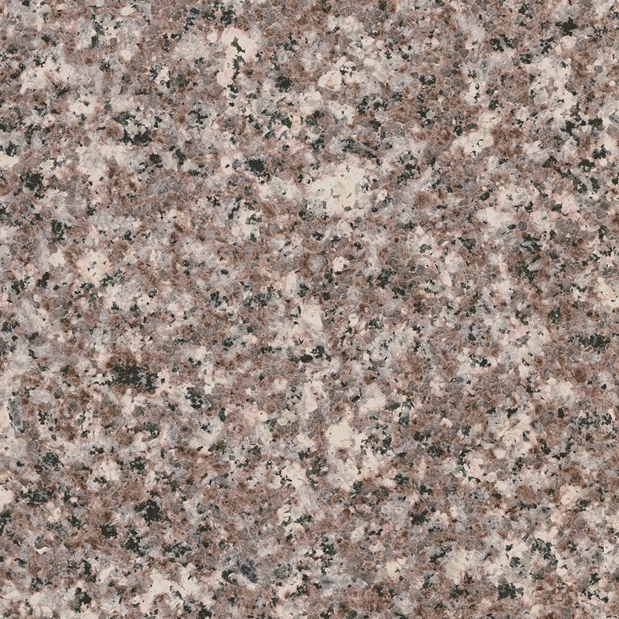 Granite Bathroom Vanity Tops shop kraftmaid momentum 4-in x 4-in bainbrook brown granite