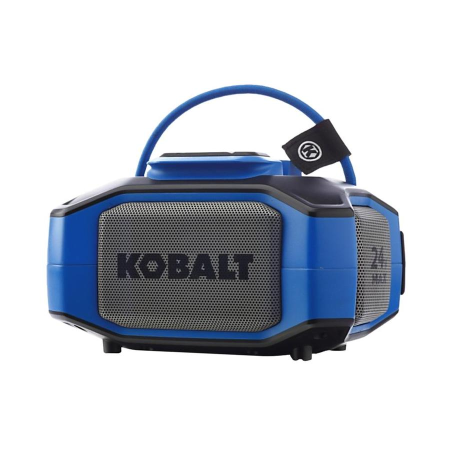 Kobalt 1 Speaker Portable Speaker With Bluetooth