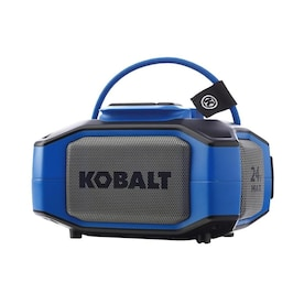 Kobalt 7-in-Watt Indoor/Outdoor Portable Speaker