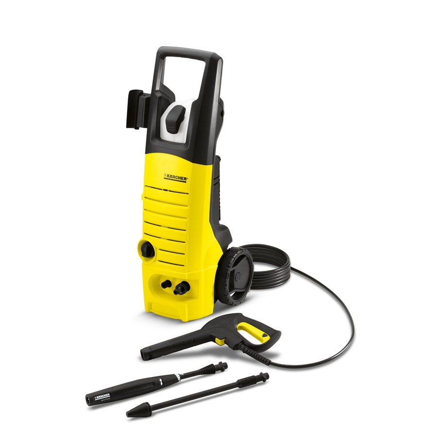 shop karcher 1 800 psi 1 5 gpm cold water electric pressure washer at. Black Bedroom Furniture Sets. Home Design Ideas