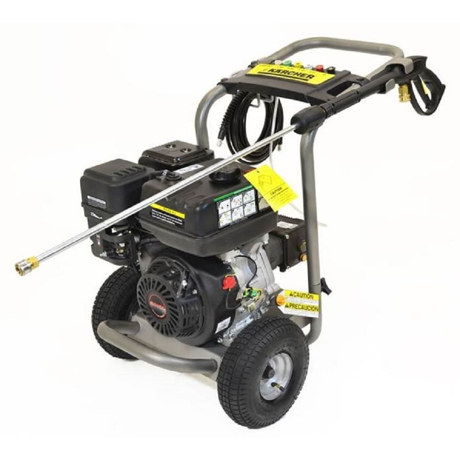 Karcher 3500-PSI 3.2-GPM Carb Compliant Cold Water Gas Pressure Washer