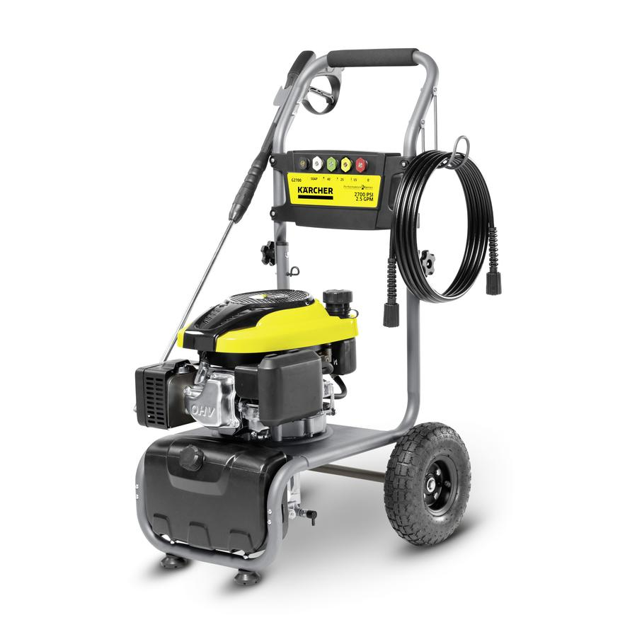 Karcher 2700-PSI 2.5-GPM Cold Water Gas Pressure Washer CARB