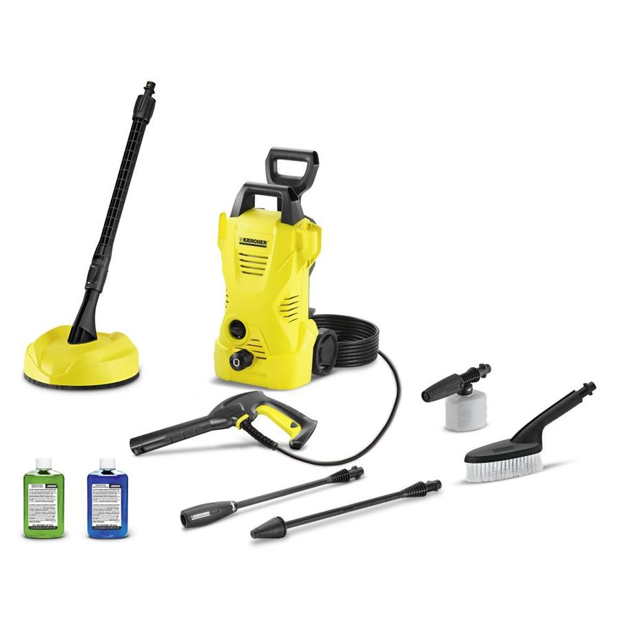 Shop Karcher K2 Chk 1600 Psi 1 25 Gallon Gpm Cold Water Electric Pressure Washer At
