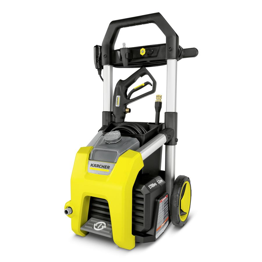Karcher 1700-PSI 1.2-GPM Cold Water Electric Pressure Washer