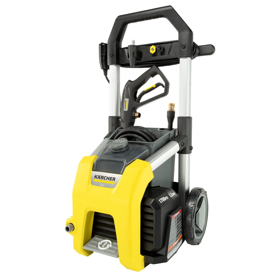 Karcher K1710 1700 Psi 1 2 Gpm Cold Water Electric
