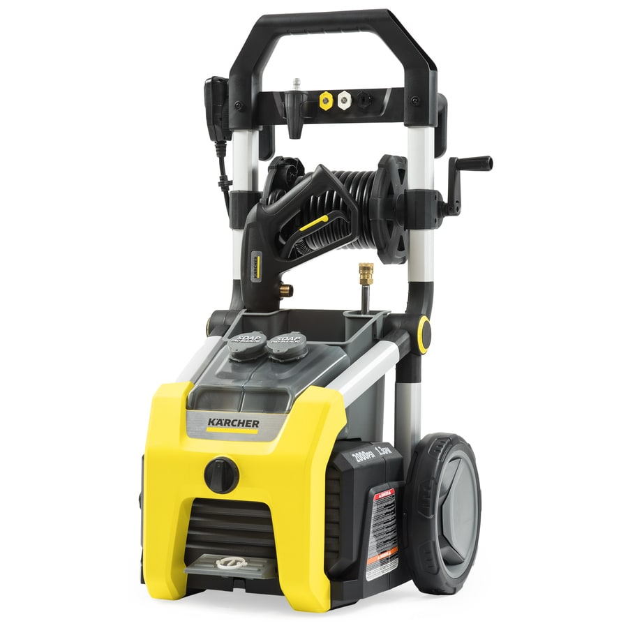 Karcher K2010 Electric Pressure Washer At Lowes Com
