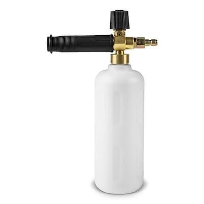 Karcher Quick Connect Foam Nozzle at Lowes com