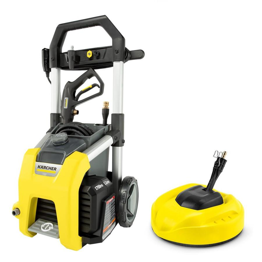 Karcher 1700-PSI 1.2-Gallon GPM Cold Water Electric Pressure Washer