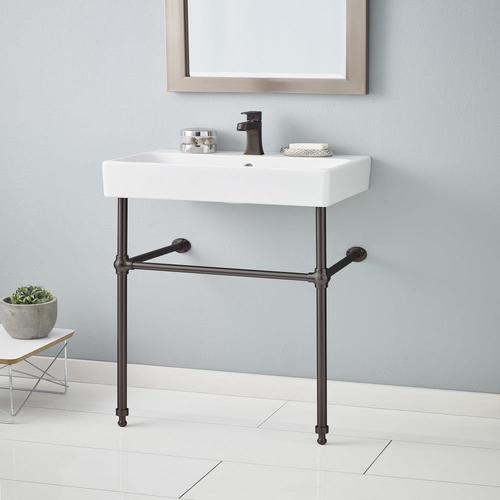 Cheviot Nuo Console Sink In The