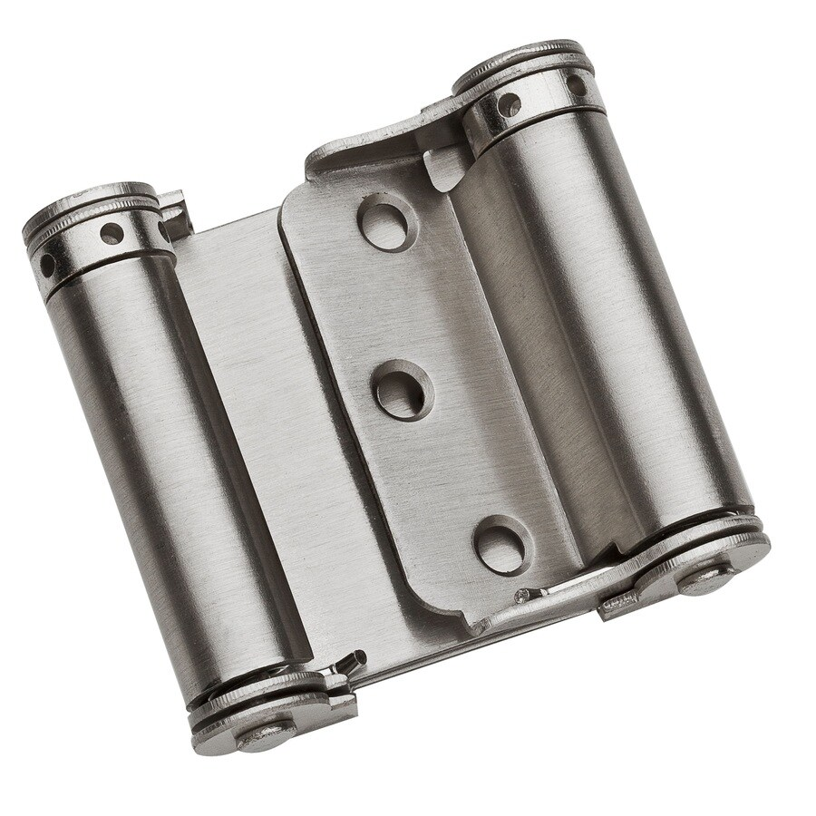 Gatehouse 1.25 In H Satin Nickel Interior Pivot Door Hinge
