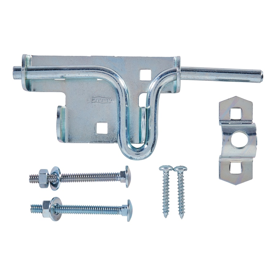 Shop National Hardware Zinc Gate Latch At Lowes