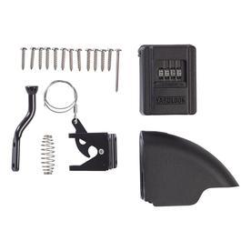 National Hardware N109-045 Black Keyless Gate YardLock Kit