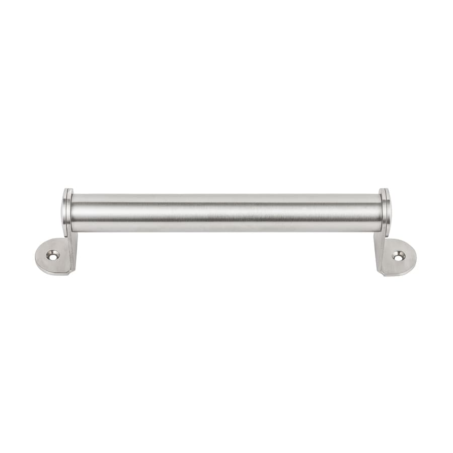 National Hardware 10-in Polished Stainless Steel Sliding Closet Door Pull