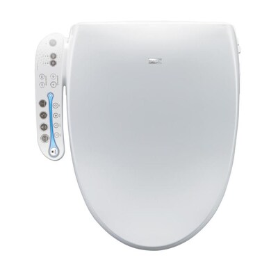 Prime A Series Plastic Elongated Slow Close Heated Bidet Toilet Seat Machost Co Dining Chair Design Ideas Machostcouk